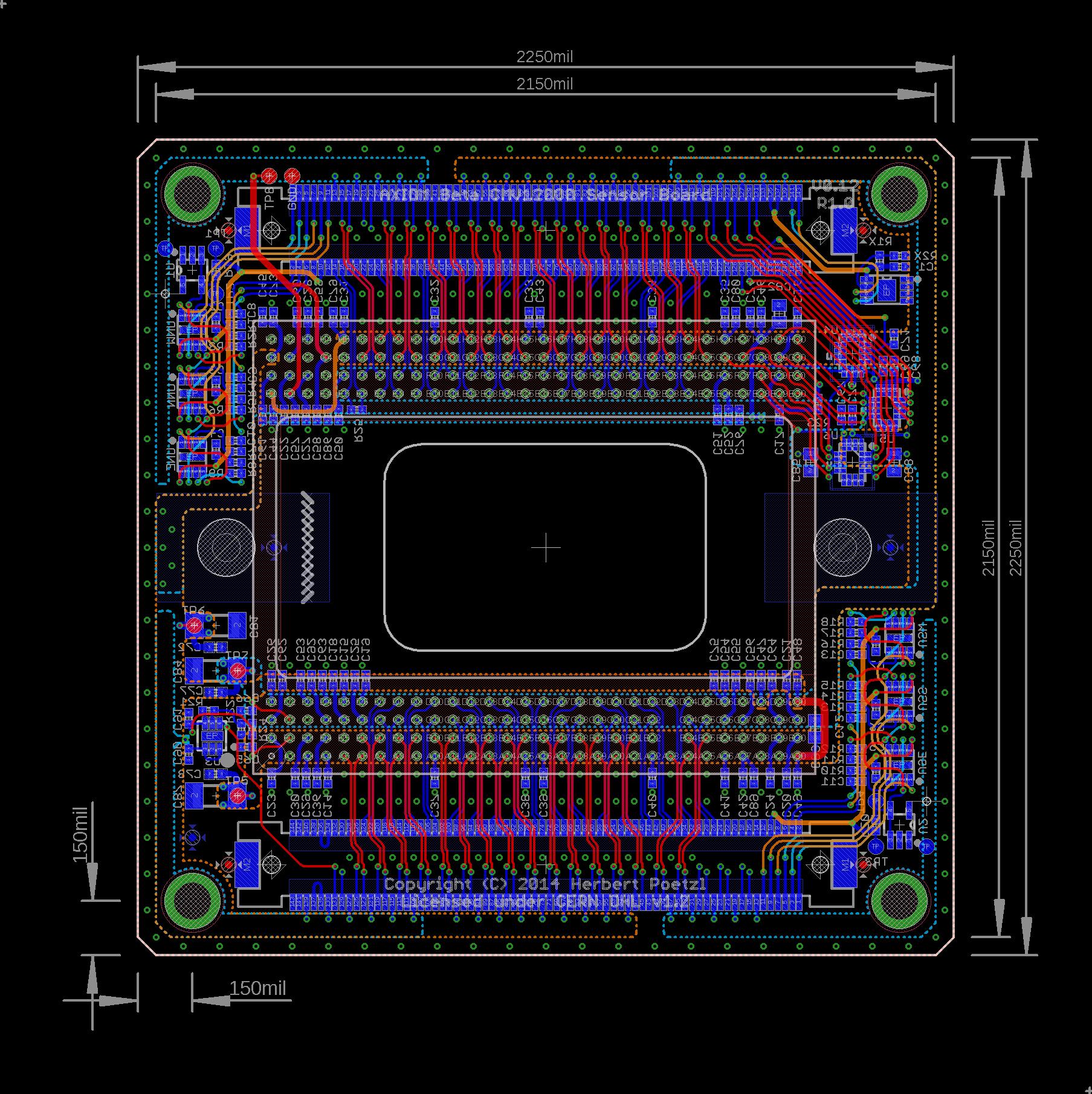 AXIOM Beta Progress Report II | apertus° - open source cinema