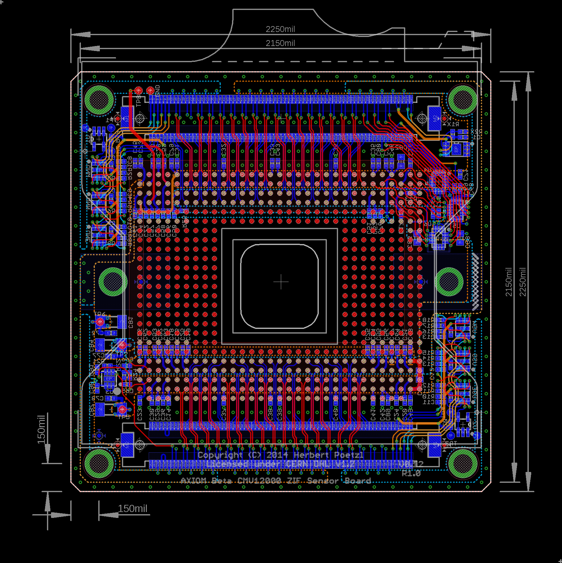 Axiom Beta Progress Report Ii Apertus Open Source Cinema Schematic Available In Pdf And Eagle Formats The Download Schematics Pcb Layout